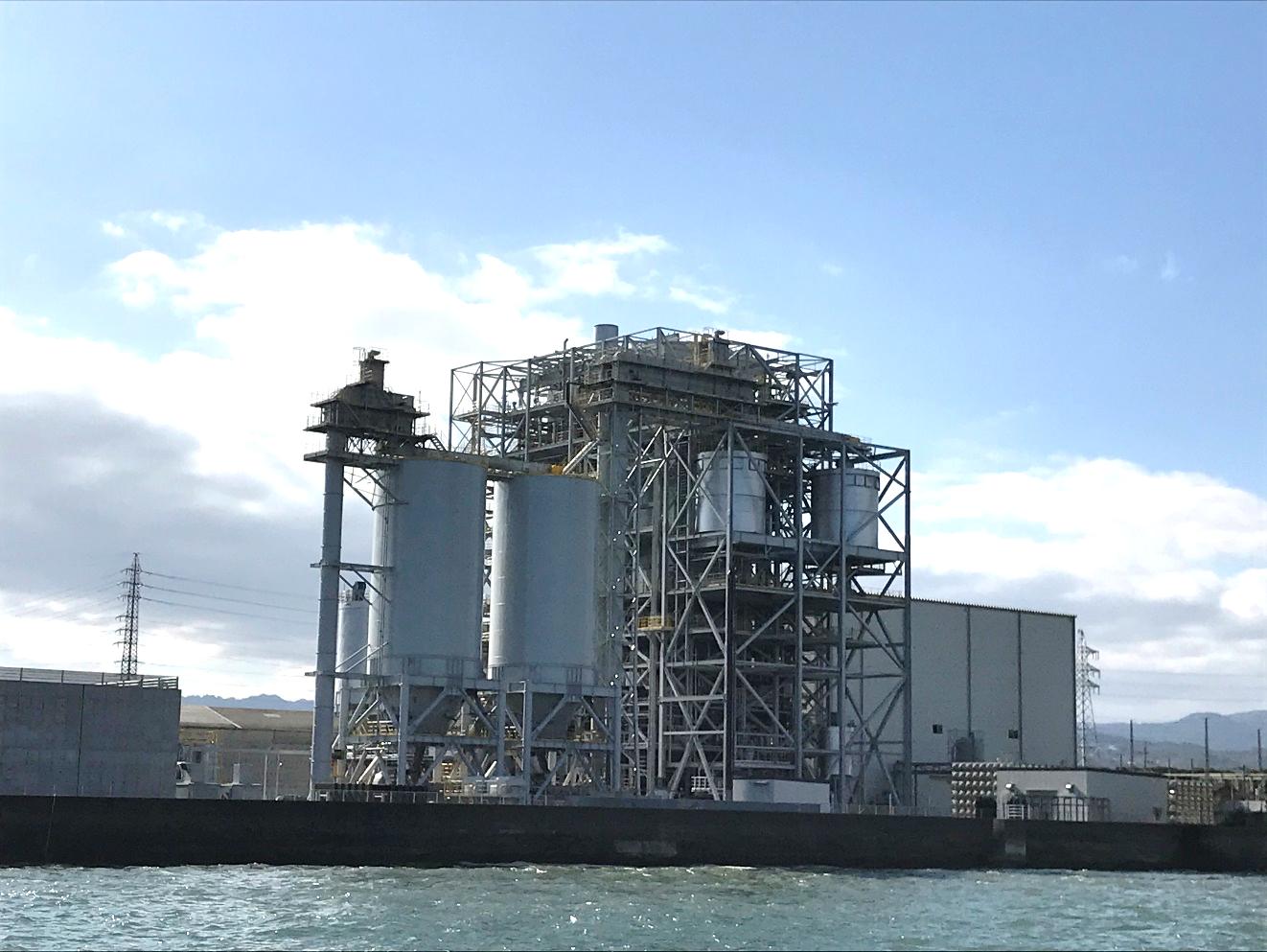 発電 所 バイオマス